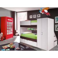Набор мебели для жилой комнаты «Бамбино 3»