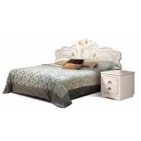 Кровать «1600 Мелани 1» (без мягкого элемента)