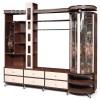 Шкаф комбинированный с витриной «Орфей-11»