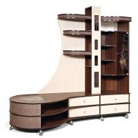 Шкаф комбинированный с тумбой «Орфей-12»