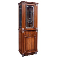Шкаф с витриной «2Д1Я Баккара»