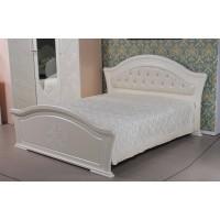 Кровать «Графиня» (с ножным щитом)